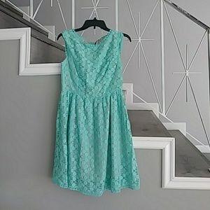Kensie Blue Dress Size M